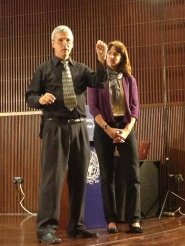 Carl and Teresa Wilkens