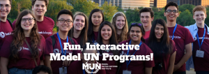 FUN Interactive programs with MUNI Logo