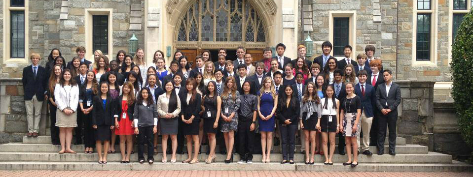 "<h3>""The Best Delegate Camp at Georgetown was the most amazing week of my life!""</h3>