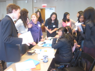Post image for RUMUN Liveblog: Lunchtime Workshops plus Interviews with Kew Forest School and the Dalton School