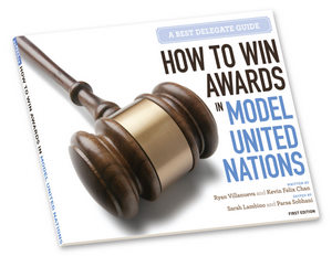 Post image for HMUN BREAKING NEWS: Harvard Leaks Best Delegate Guide on How to Win Awards!
