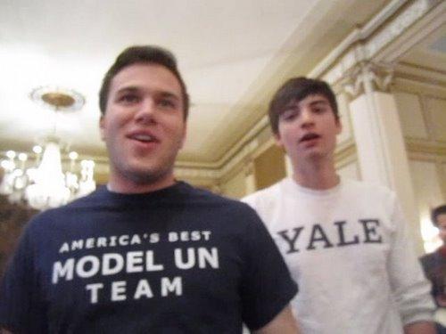 Post image for HNMUN 2011: America's Best Model UN Team