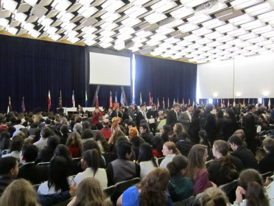 Post image for BMUN: Delegates Rap at Closing Ceremonies! Plus Delegation Award Winners