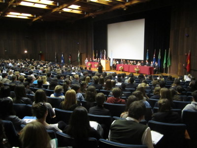 Post image for BMUN: Berkeley Promotes Female Education & Human Rights at Opening Ceremonies