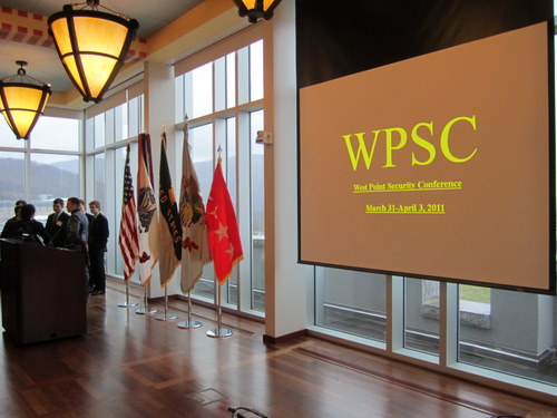 The Inaugural West Point Security Conference
