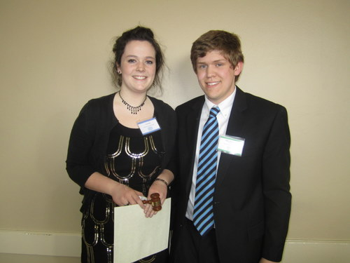 DISEC Best Delegate: Academy of Allied Health and Science