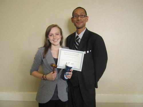 UNESCO Best Delegate: Princeton High School