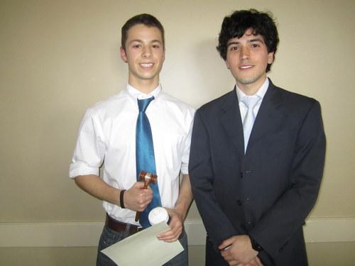 Korean War Cabinet Best Delegate: Princeton High School