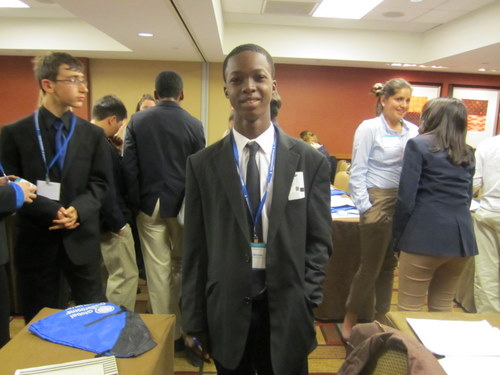The Honorable Delegate of Sudan