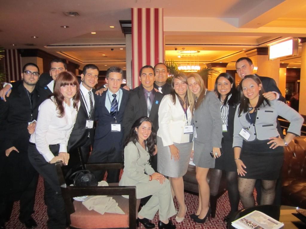 Delegación UCV - MUN