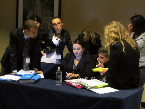 Delegates in General Assembly 3rd Committee discuss the global drug trade