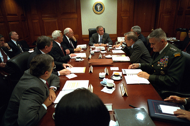 White House Situation Room Mun