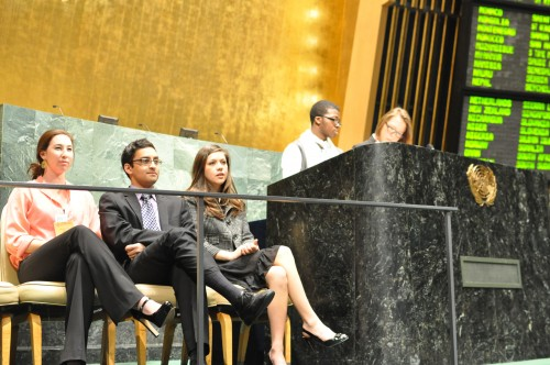 national high school essay contest united nations