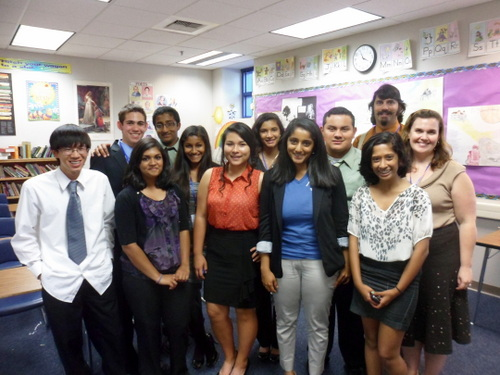 The Trabuco Hills High School Model United Nations Club