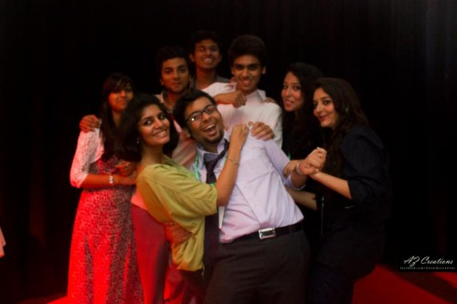 The PAKMUN team grooved to some catchy tunes at the Casino Night– Dance Party!