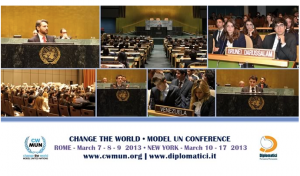 Change the World Model UN