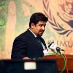 Opening Speech PNMUN 2012, Hamza Butt