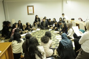 2 A (relax)moderated caucus
