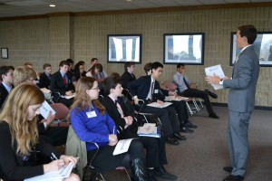 Delegates in Committee