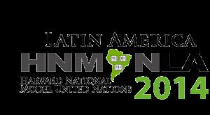hnmun la 2014 logo