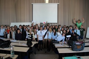 LIMUN I group photo
