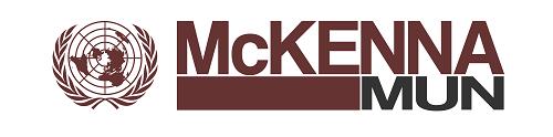 McKennaMUN Logo