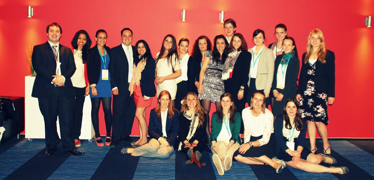 Secretariat and Staff of EuroMUN 2013!