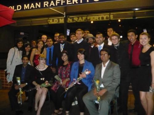 The 2012-2013 Rutgers Delegation