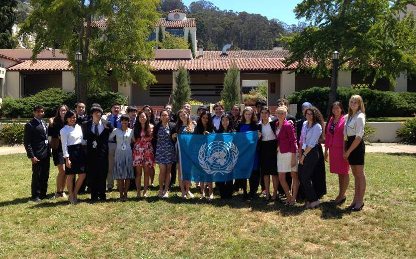 The UC Berkeley Summer Program Delegation