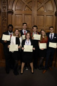 Leiden MUN Foundation had a particularly successful weekend. Congratulations to all award winners!