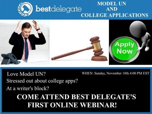 Online Webinar Flyer