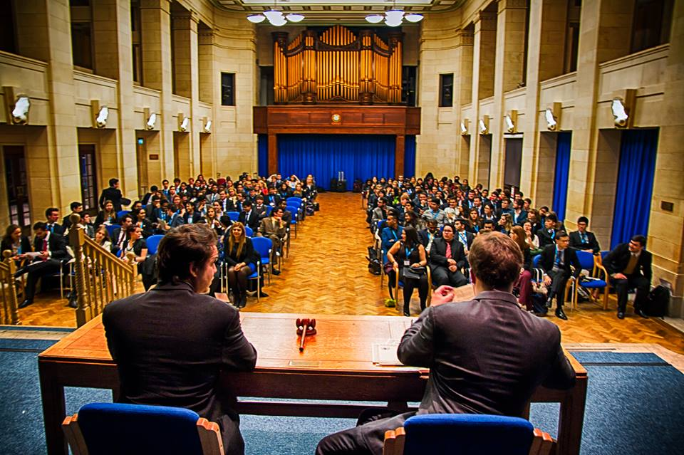 NottsMUN Closing Ceremony