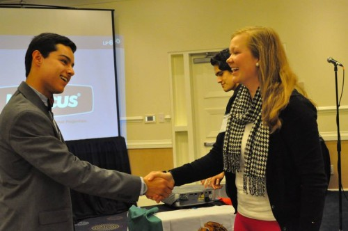 Delegates enjoyed meeting others in committee