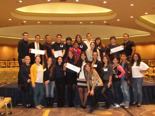 IDEA Mission College Prep is proud of their team's success