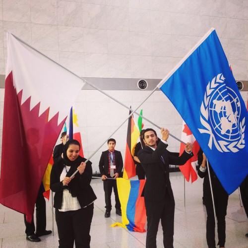 THIMUN Qatar 2014 - Featured Image