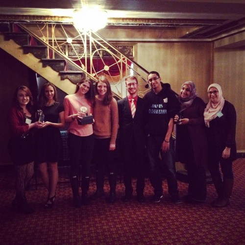 BosMUN 2014 Delegation Award Winners