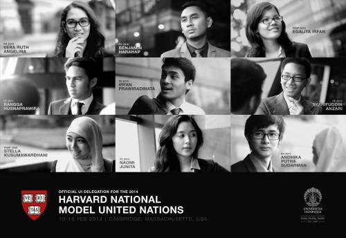 Universitas Indonesia for Harvard National Model UN