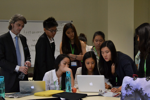 Working Delegates 2