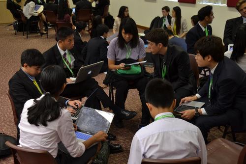 Working Delegates 4