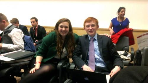 Delegates in DISEC