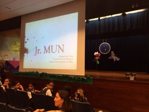 Power Point orientation meeting for CPN's Jr. MUN