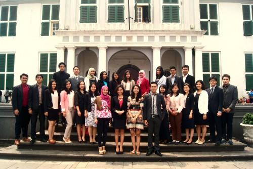 JakartaMUN 2014 Team