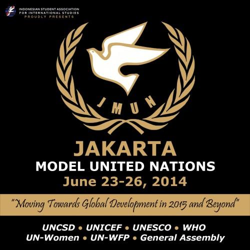 JakartaMUN for Best Delegate 2014