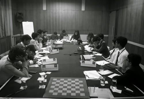 KGB Committee Room Credits: Kali Walia