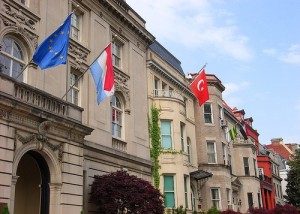 Embassies and consulates can be a great resource for recent and relevant committee research!