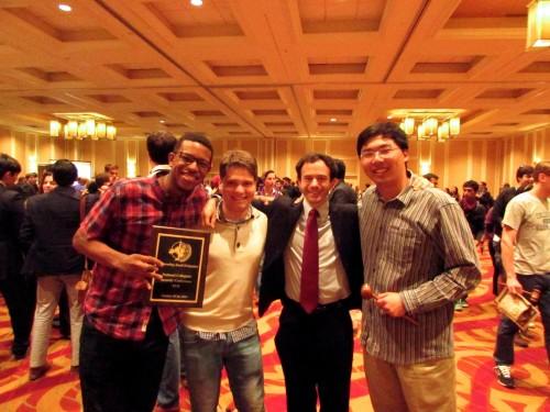 The Stanford Delegation