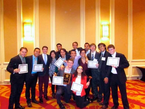 The Harvard Delegation