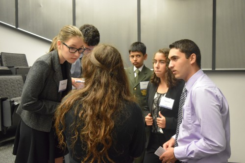 Unmoderated caucus in UNEP