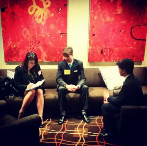 Best Delegate interviews Jack Ludtke, USG of Councils & Regionals, and Siddharth Sharma, Director of Operations Instagram: @bestdelegate, ncsc_georgetown
