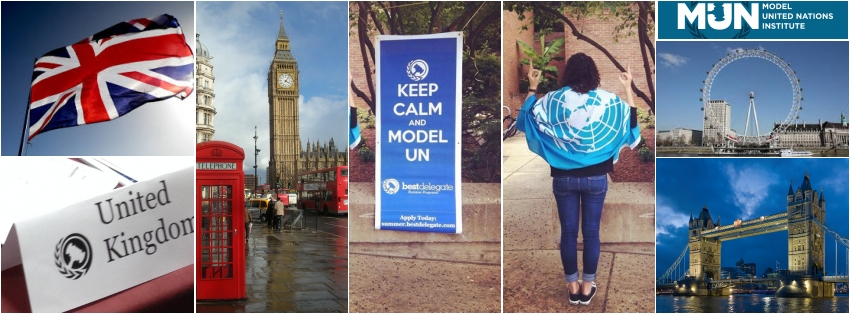 Want to learn Model UN this summer? Come to London!